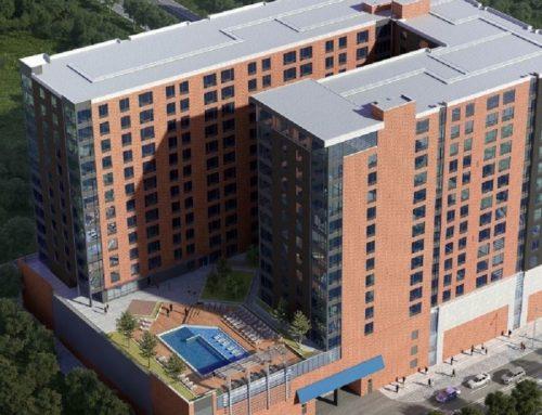 150 Main St.Hackensack, NJ 378 Units